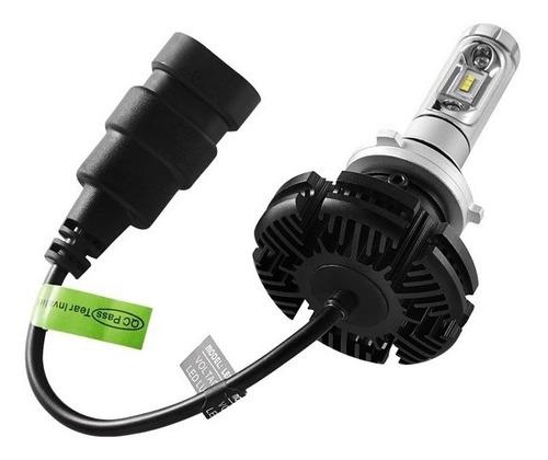 luces led x3 faro carro h1 h3 h7 h11 9005 9006