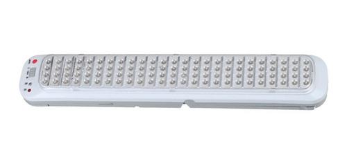 luces luz emergencia 100 leds recargable 220v autonomia