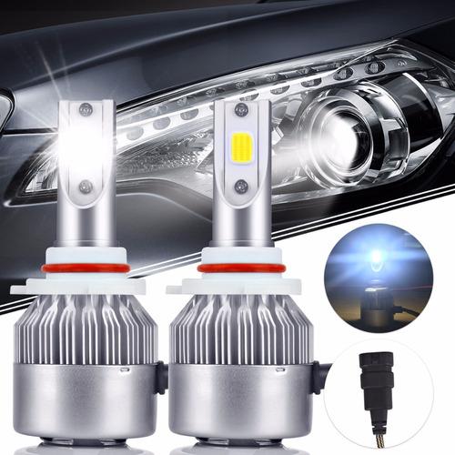 luces luz led carros motos h1 h3 h7 h11 880 9005