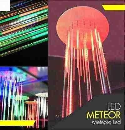 luces meteoro led de ultima generacion snowfal no calienta