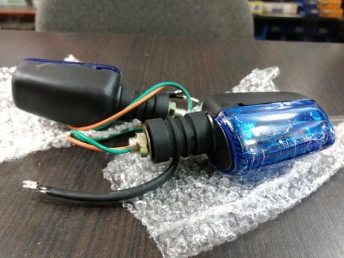 luces moto faros