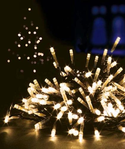 luces navidad guirnalda boda fiesta blanco calido 30 metros