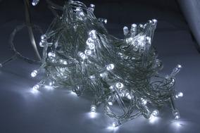100 Calido 7 Led Luces Metros Casamiento Tira Navidad Blanco FcTKJ1l3