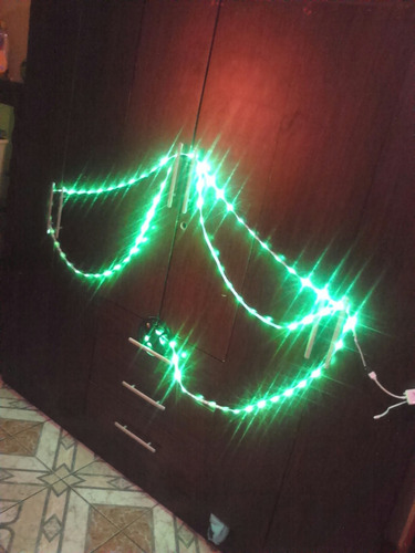 luces navideñas led