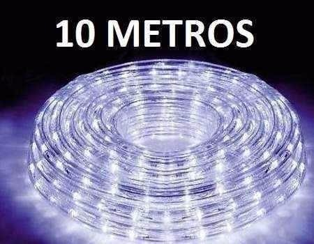 e31241a0418 Luces Navideñas Manguera Led 10 Metros Blanco Hielo -   69.900 en ...