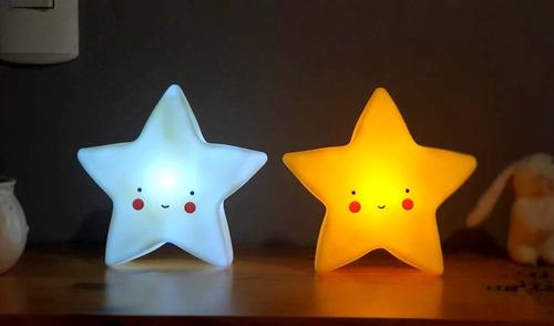 luces noche - estrella