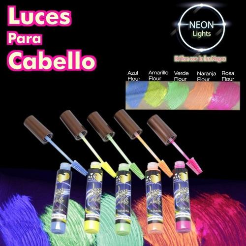 luces para cabello neon mia terra cosmetics