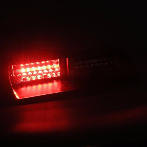 luces policiacas jackey awesome car 16-led 18 flashing mode