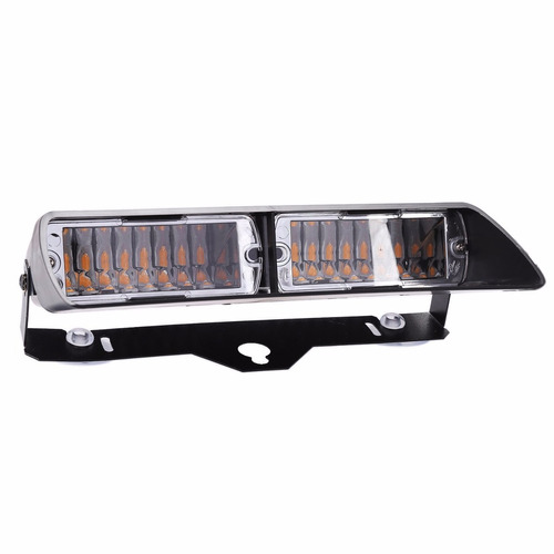 luces policiacas zxkttsueercrr (1 set) 16led 18 flashing