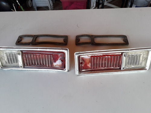 luces traseras chevy