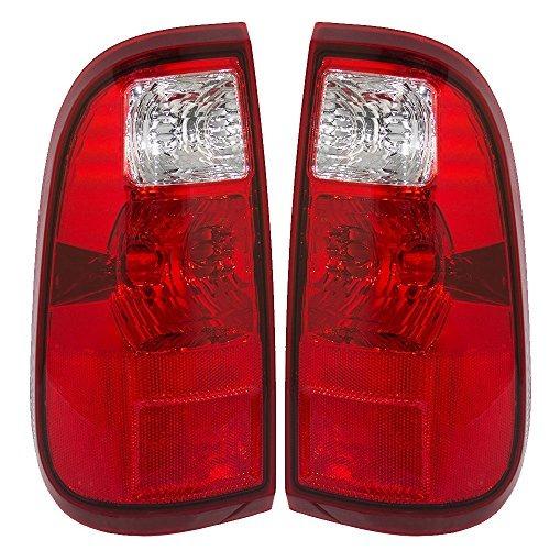 luces traseras del conductor y del pasajero reemplazo de las