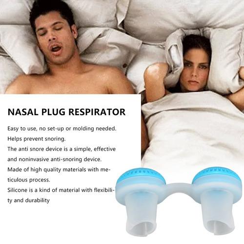 lucha contra ronquido de silicona dilatador nasal deténgase