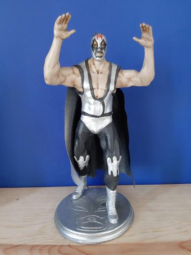 luchadores demonio azul y mil mascaras