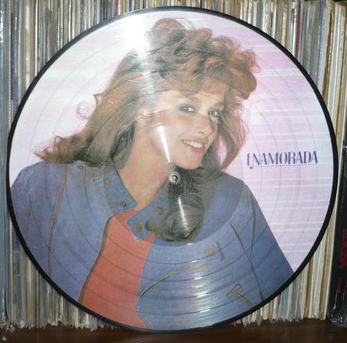 lucia mendez lp enamorada en foto disco