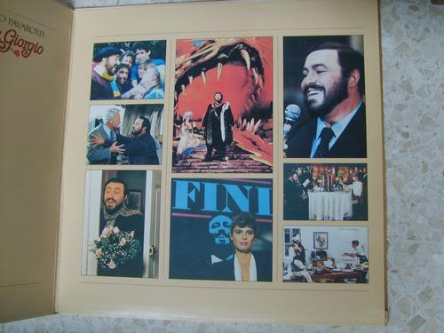 luciano pavarotti, paul mauriat, ronnie aldrich, frank pourc