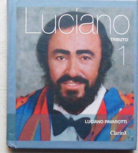 luciano pavarotti / tributo clarín