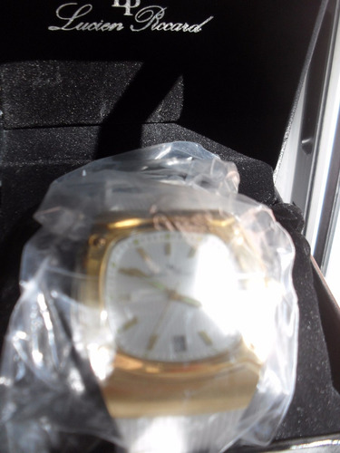 lucien piccard. reloj