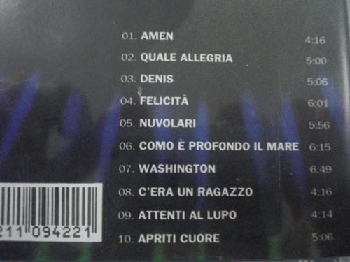 lucio dalla  - cd