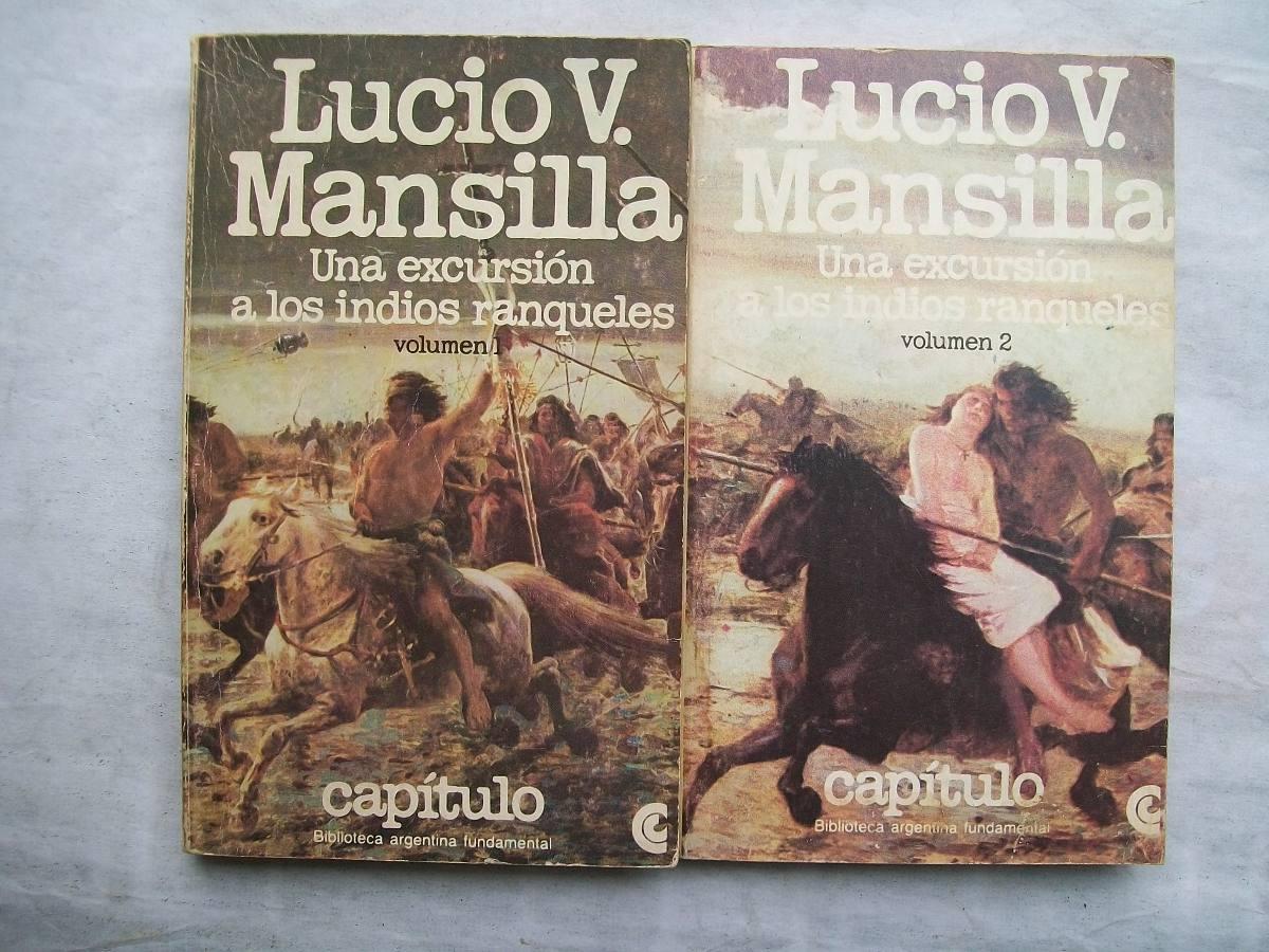 Resultado de imagen para lucio v mansilla una excursion a los indios ranqueles