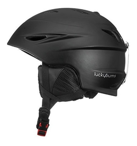 lucky bums alpine hombres mujeres audio chip ready casco...