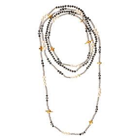 946a78f785a6 Luckyly Collares Modernos Alice Perlas Piedra Tipo Swarovski