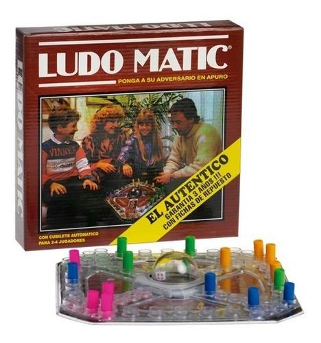 ludo matic el original habano clasico juego el autentico!