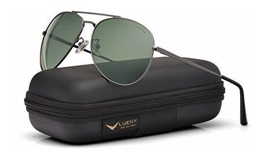 De Sol Gafas Polarizadas Conducir Luenx Aviador Para Hombres CtsrxhQd
