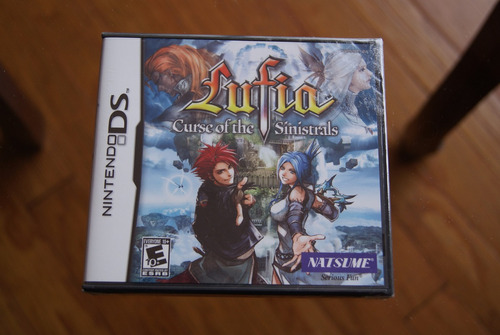 lufia: curse of the sinistrals ds