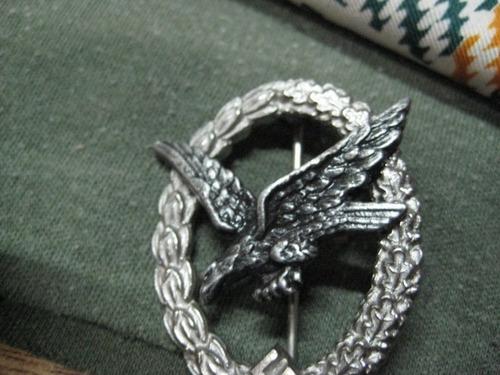 luftwaffe - insignia ingeniero de vuelo - alemania