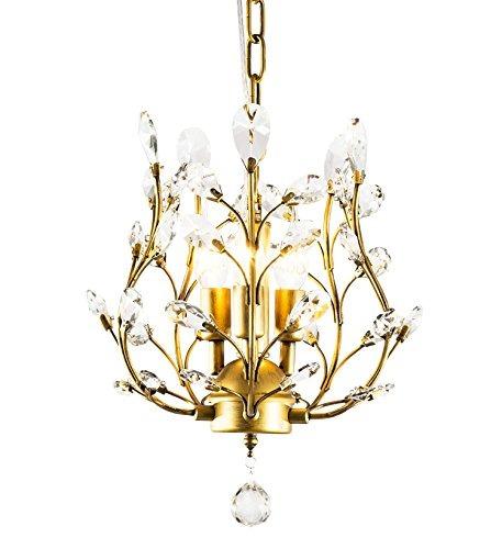 lufun modernas lámparas de araña de cristal, la luz colga