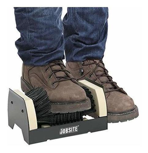 lugar de trabajo el limpiador de botas original: limpiador d