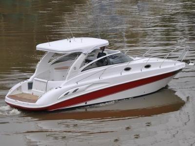 luhtom 35 volvo d-4 260 x 2 hp año 2012 - zanovello barcos -