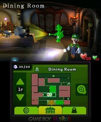 luigis mansion 2 dark moon -  nintendo 3ds nuevo y sellado