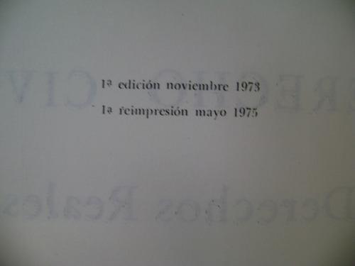 luis a. peña guzman / derechos reales, 3 tomos (enc)