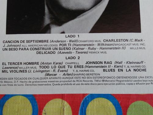 luis arcaraz y su orquesta lp cancion de septiembre