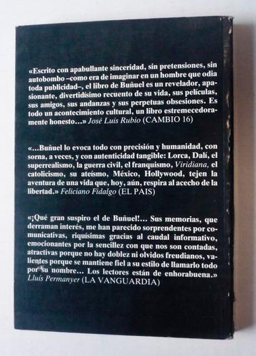 luis buñuel - mi ultimo suspiro (memorias)