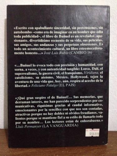 luis buñuel, mi último suspiro, memorias, libro