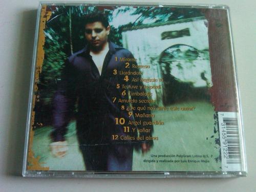 luis enrique timbalaye cd usado nacional