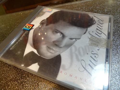 luis miguel cd romances original de coleccion