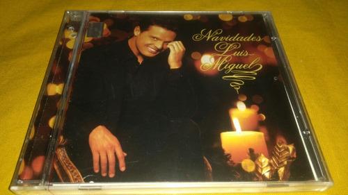 luis miguel // navidades cd nuevo envío  dhl gratis