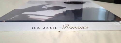 luis miguel romance 20 aniv deluxe 1 vinilo + 3 singles + cd