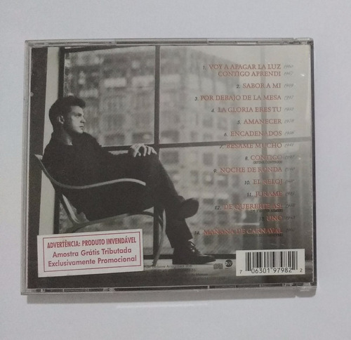 luis miguel - romances cd
