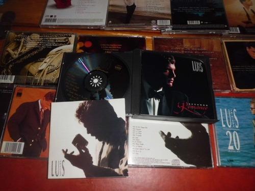 luis miguel todos los cds coleccion premium