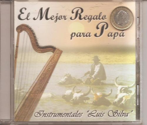 luis silva - cd original - un tesoro musical