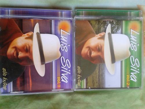luis silva grandes exitos 2 discos originales