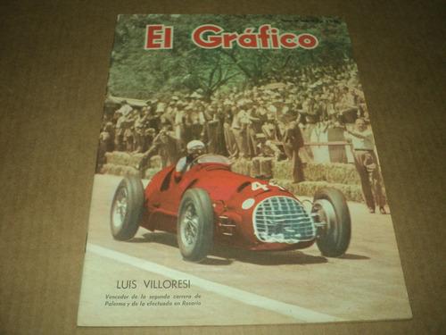 luis villoresi / river en mexico / el grafico n° 1591