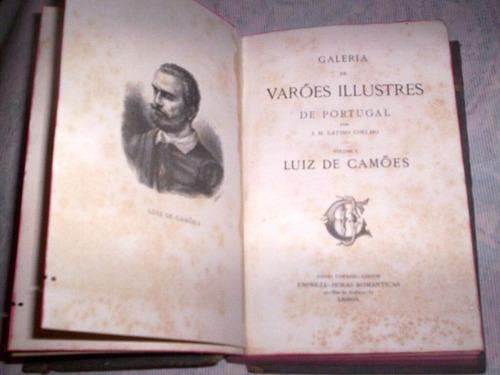 luiz de camões de j m latino coelho 1886 historia estudos