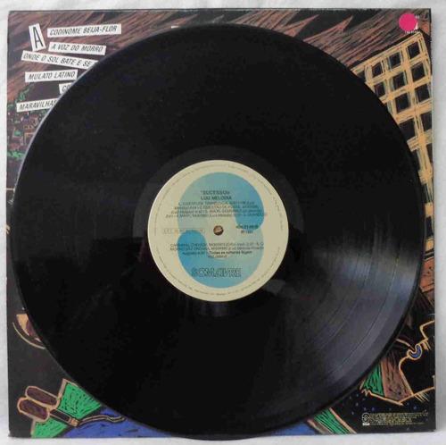 luiz melodia lp coleção sucesso 1991