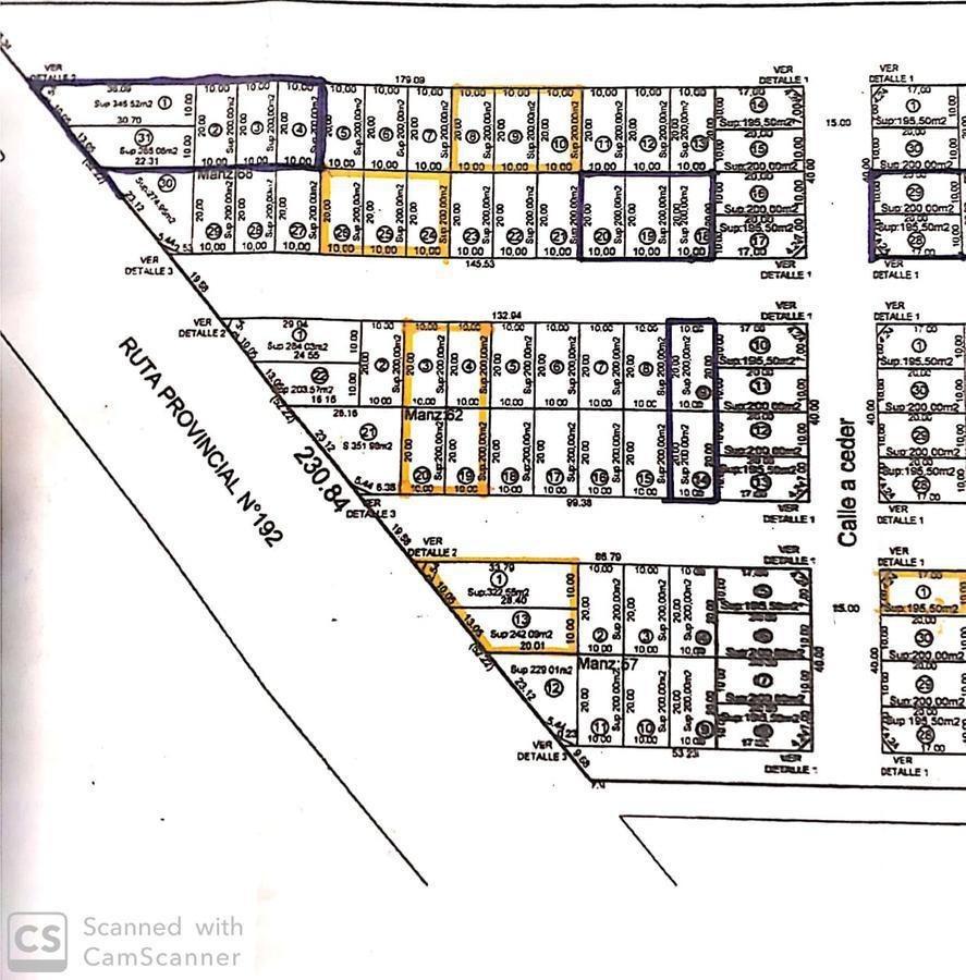 lujan barrio santa ana ruta 192 - anticipo a convenir y cuotas hasta 60 meses