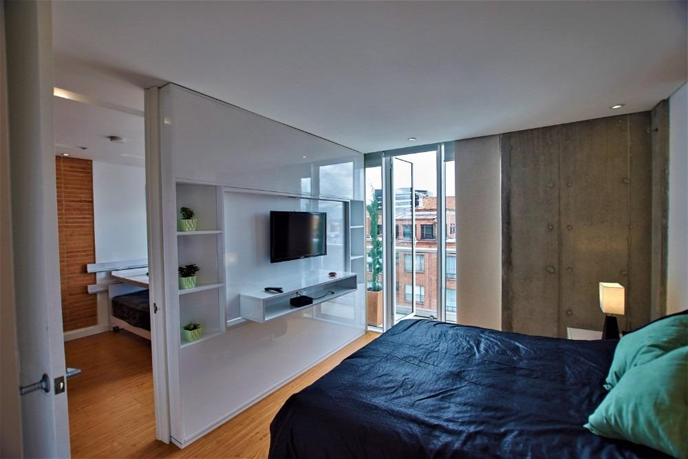 lujoso apartamento en quinta camacho